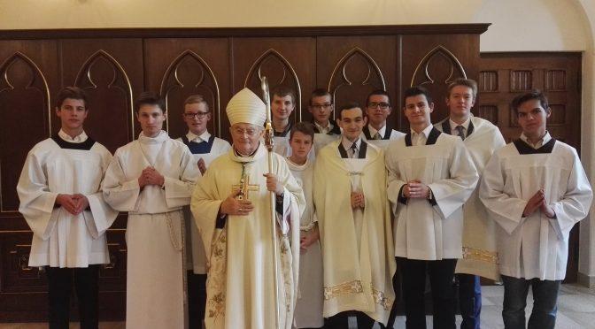 Msza św. z okazji 50-lecia dyplomu lekarskiego Księdza Arcybiskupa